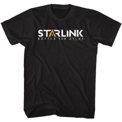 Image for Starlink Logo T-Shirt