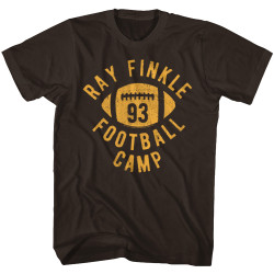 Image for Ace Ventura Pet Detective T-Shirt - Finkle Football
