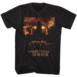 Image for Amityville Horror T-Shirt - Welcome Home