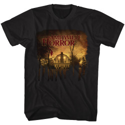 Image for Amityville Horror T-Shirt - House