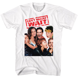 Image for Can't Hardly Wait T-Shirt - Poster