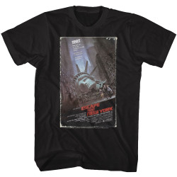Image for Escape from New York T-Shirt - Home Video