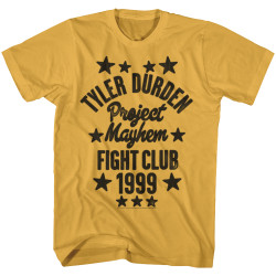 Image for Fight Club T-Shirt - Durden