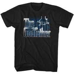 Image for The Godfather T-Shirt - Money