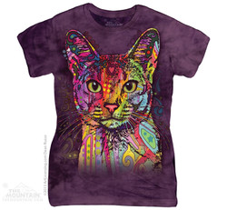 Image for The Mountain Girls T-Shirt - Abyssinian