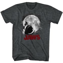 Image for Jaws T-Shirt - Shark Moon