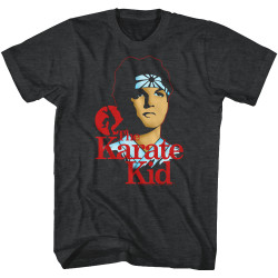 Image for Karate Kid T-Shirt - Aw Son