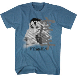 Image for Karate Kid T-Shirt - Grasshopper