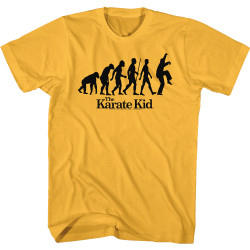 Image for Karate Kid T-Shirt - Evolution