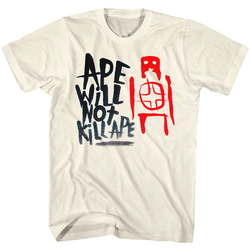 Image for Planet of the Apes T-Shirt - Not Kill Ape