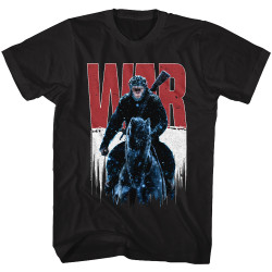 Image for Planet of the Apes T-Shirt - War