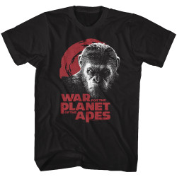 Image for Planet of the Apes T-Shirt - Angry Face