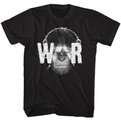 Image for Planet of the Apes T-Shirt - War Face