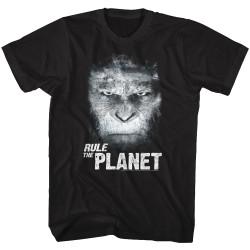 Image for Planet of the Apes T-Shirt - To Rule the Planet