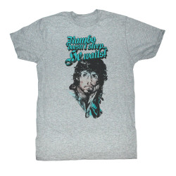Image for Rambo T-Shirt - Rain on Your Face