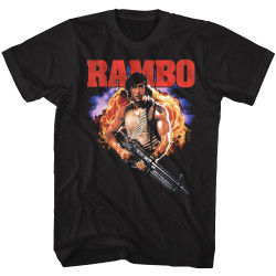 Image for Rambo T-Shirt - Explooooode