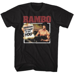 Image for Rambo T-Shirt - You Won't Believe