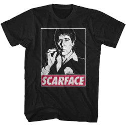 Image for Scarface T-Shirt - Obey Tony