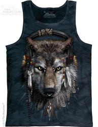 Image for The Mountain Tank Top - DJ Fen