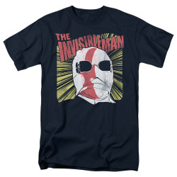 Image for The Invisible Man T-Shirt - Portrait