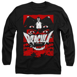 Image for Dracula Long Sleeve Shirt - As I Have Lived