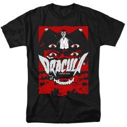 Image for Dracula T-Shirt - As I Have Lived