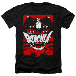 Image for Dracula Heather T-Shirt - As I Have Lived