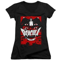 Image for Dracula Girls V Neck - As I Have Lived