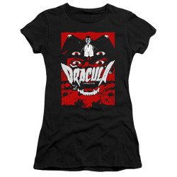Image for Dracula Juniors Premium Bella T-Shirt - As I Have Lived