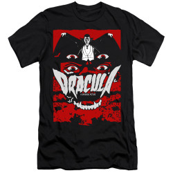 Image for Dracula Premium Canvas Premium Shirt - As I Have Lived