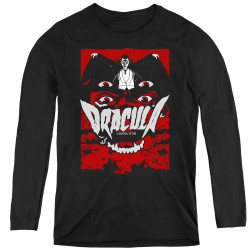Image for Dracula Women's Long Sleeve T-Shirt - As I Have Lived