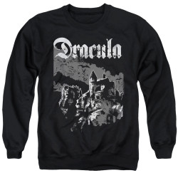 Image for Dracula Crewneck - Castle