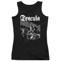 Image for Dracula Girls Tank Top - Castle