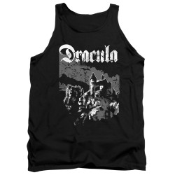 Image for Dracula Tank Top - Castle
