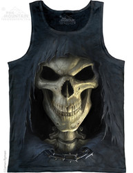 Image for The Mountain Tank Top - Big Face Death