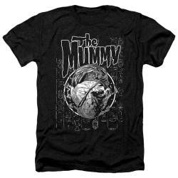 Image for The Mummy Heather T-Shirt - Rise