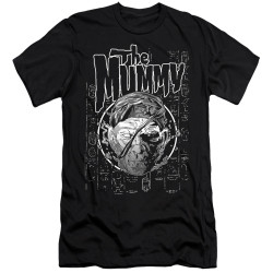 Image for The Mummy Premium Canvas Premium Shirt - Rise