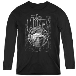 Image for The Mummy Women's Long Sleeve T-Shirt - Rise