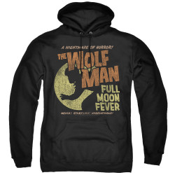 Image for The Wolfman Hoodie - Full Moon Fever