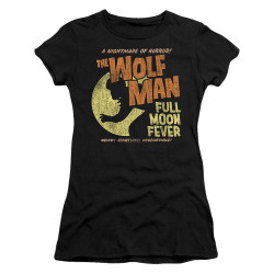 Image for The Wolfman Girls T-Shirt - Full Moon Fever