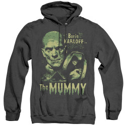 Image for The Mummy Heather Hoodie - Boris Karloff