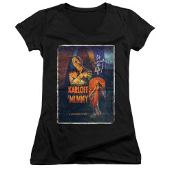 Image for The Mummy Girls V Neck - One Sheet