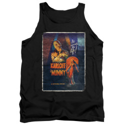 Image for The Mummy Tank Top - One Sheet