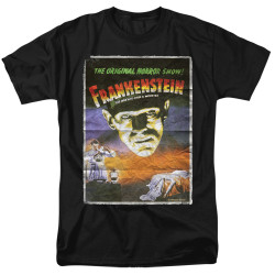 Image for Frankenstein T-Shirt - One Sheet
