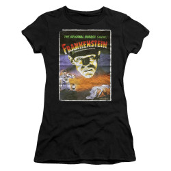 Image for Frankenstein Girls T-Shirt - One Sheet