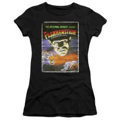 Image for Frankenstein Juniors Premium Bella T-Shirt - One Sheet