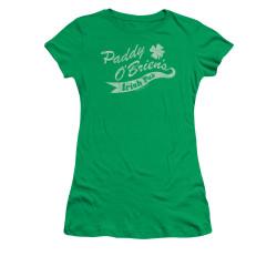 Image for Saint Patricks Day Girls T-Shirt - Paddy O'Briens Irish Pub