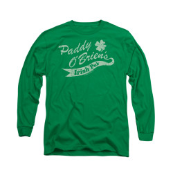 Image for Saint Patricks Day Long Sleeve T-Shirt - Paddy O'Briens Irish Pub