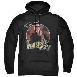 Image for The Invisible Man Hoodie - Catch Him if You Can