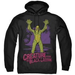 Image for The Creature From the Black Lagoon Hoodie - From Forbidden Depths